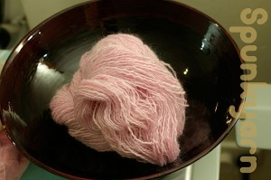 Fairy Floss Handspun
